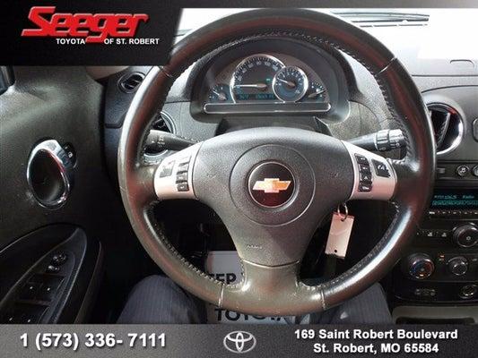 2011 Chevrolet Hhr Lt W 2lt St Robert Mo Area Toyota Dealer