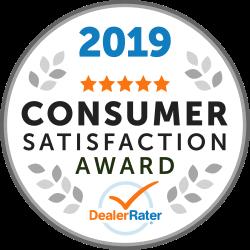 Seeger Toyota Of St Robert 2017 President S Award Winner Dealerrater Five Star Consumer Satisfaction 2019